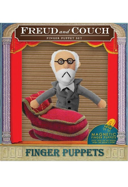 0055_thePHAGshop_Novelty Freud & Couch Finger Puppets