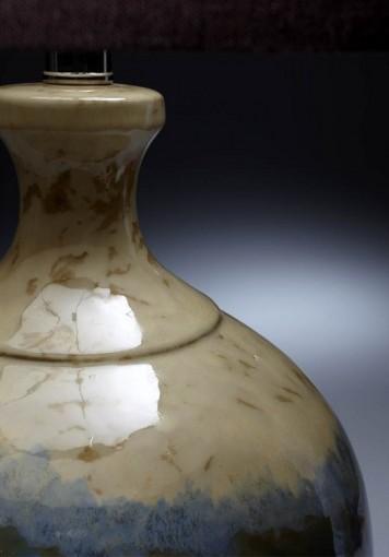04466 Landscape Table Lamp Detail