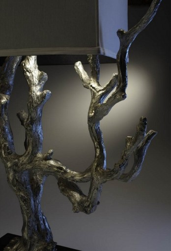 04609 Tree Floor Lamp Detail
