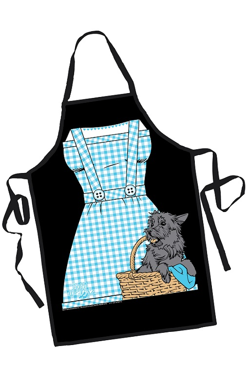 09762_thePHAGshop_Novelty Dorothy Apron- Wizard of Oz