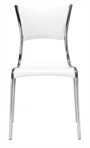 108901 Vixen Chair White