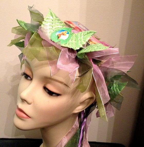 113100 Fairy Headdress- Detail