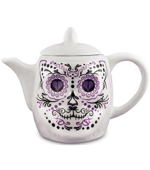 12515_thePHAGshop_Sugar Skull Cat Teapot