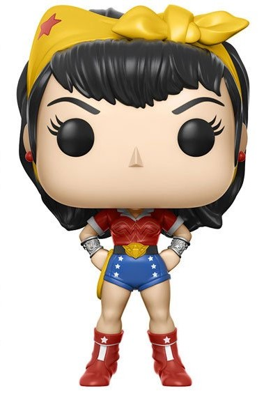 12853_thePHAGshop_DC Bombshell Wonder Woman POP Vinyl