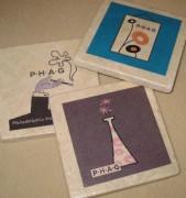 PHAG Custom Coasters