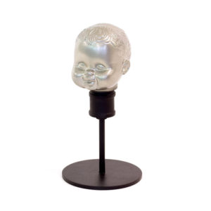 15819_thePHAGshop_Vintage Doll Head Sculpture- Small