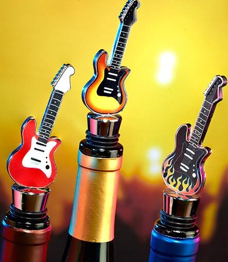 20-086-087-088 Guitar Wine Stops