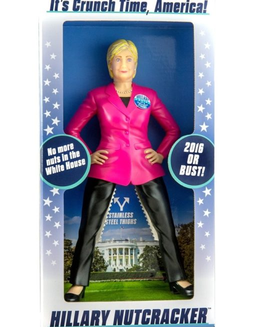 2015Hill_thePHAGshop_2016 Hillary Clinton Nutcracker