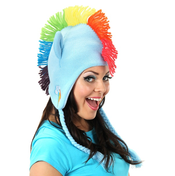 251060_thePHAGshop_Rainbow Dash Hat- Knit Laplander