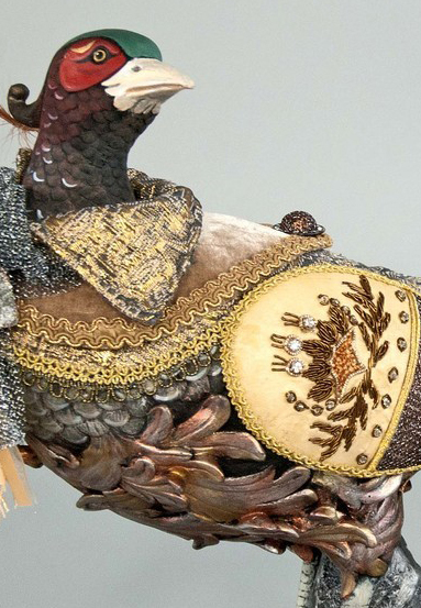 28-728501_thePHAGshop_Ltd Ed PHeasant Sculpture- Detail