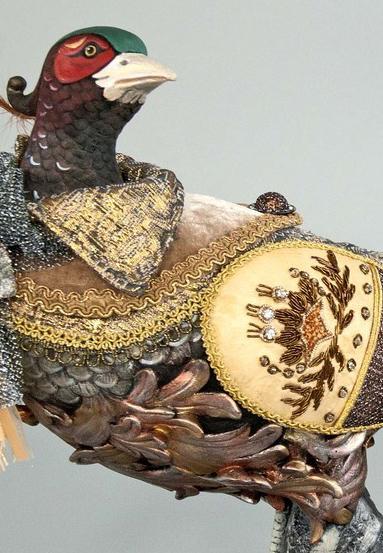 28-728501_thePHAGshop_Ltd Ed PHeasant Sculpture- Detail