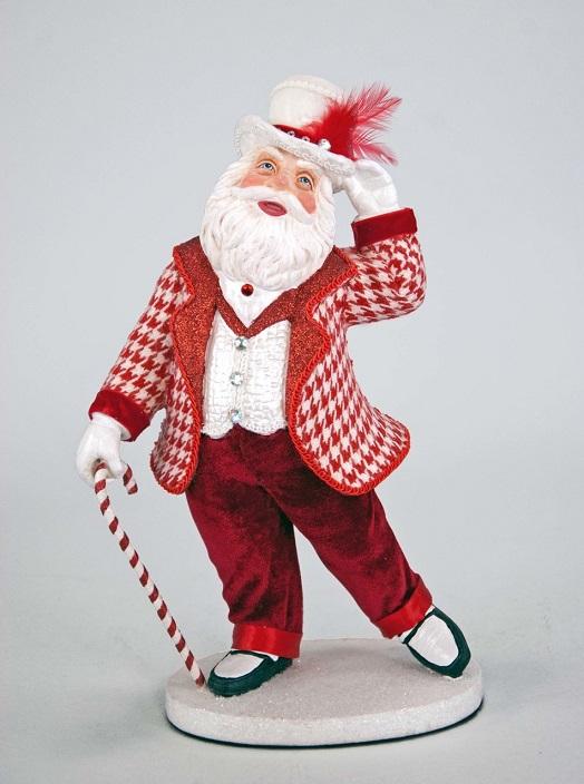 28-728575_thePHAGshop_Ltd Ed Sculpted  Spectacular Santa      Figurine