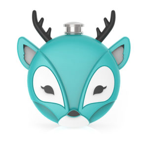 3348_thePHAGshop_Oh Deer Flask