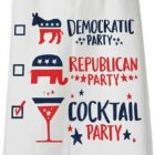 33936_thePHAGshop_Political Cocktail Party Dish Towel