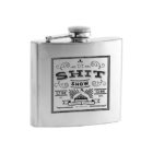 3434_thePHAGshop_Novelty Shit Show Flask
