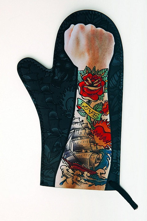 38853_thePHAGshop_Tattoo Art Oven Mitt