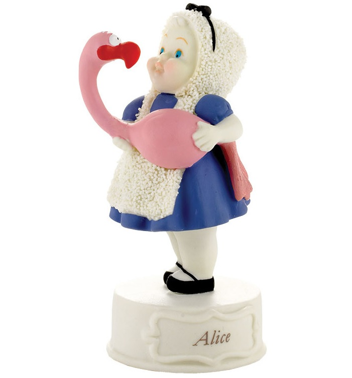 4024848_thephagshop_Alice figurine- Alice in Wonderland Snowbabies