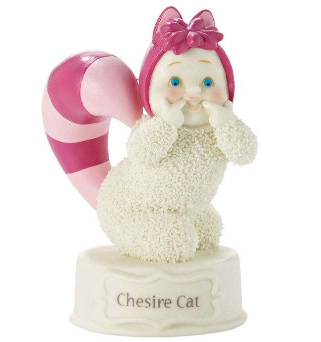 4024849_thephagshop_Cheshire Cat figurine- Alice in Wonderland Snowbabies