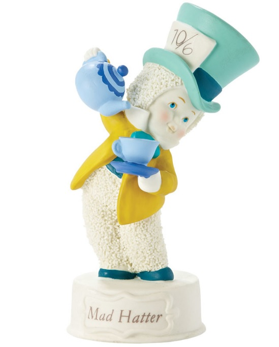 4024850_thephagshop_Mad Hatter figurine- Alice in Wonderland Snowbabies