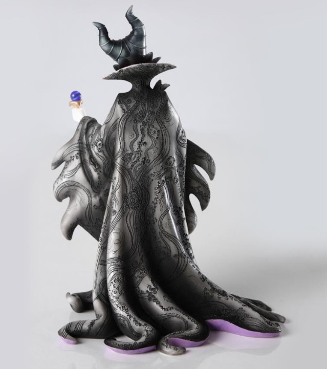 4031540 Maleficent Couture Sculpture- Back