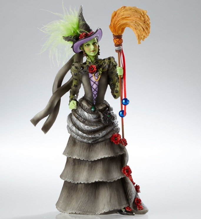 4040905 Wicked Witch West Couture Sculpture