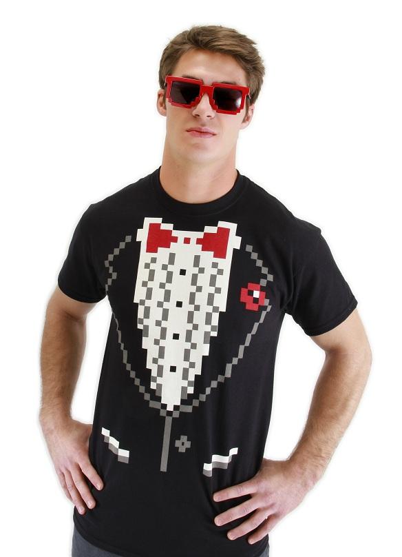 404430_thePHAGshop_Pixel Tuxedo Tee