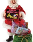4047655_thePHAGshop_Vintage Reindeer Games Santa Sculpture
