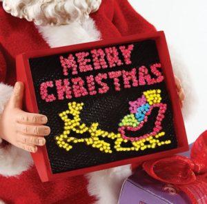 4047655_thePHAGshop_Vintage Reindeer Games Santa Sculpture-Detail
