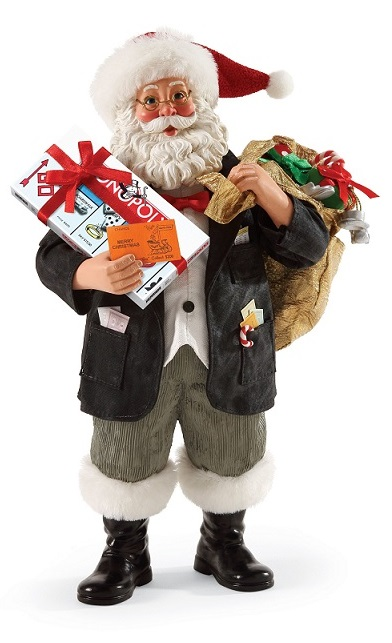 4052460_thePHAGshop_Santa Monopoly Clothtique Sculpture