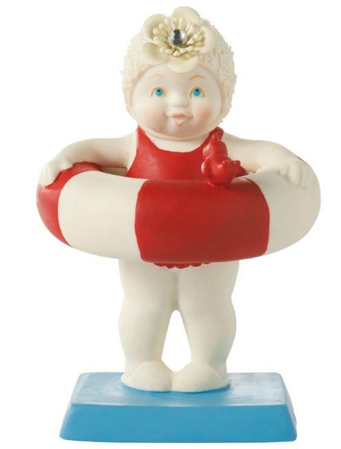 4055968_thePHAGshop_Snowbabies Beach Baby Figurine- Keeping Above Water