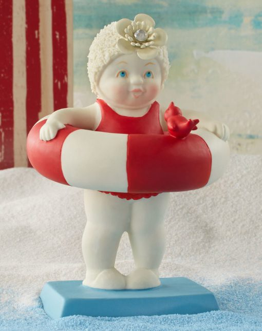 4055968_thePHAGshop_Snowbabies Beach Baby Figurine- Keeping Above Water_Use