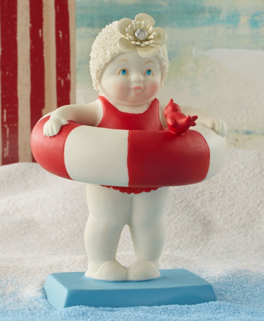 4055968_thePHAGshop_Snowbabies Beach Baby Figurine- Keeping Above Water_Use