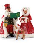 4057126_thePHAGshop_Ltd Ed Caroling Collectible Santa & Mrs. Clause- Set 3