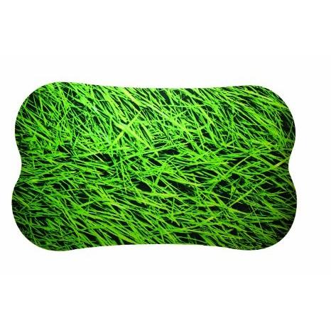 40801_thePHAGshop_Novelty Green Grass Bath Mat