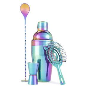4280_thePHAGshop_Iridescent Rainbow Bar Tools- Set 4