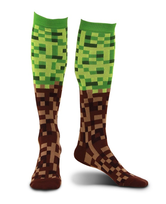 430037_thePHAGshop_Novelty Pixel Socks- Knee High