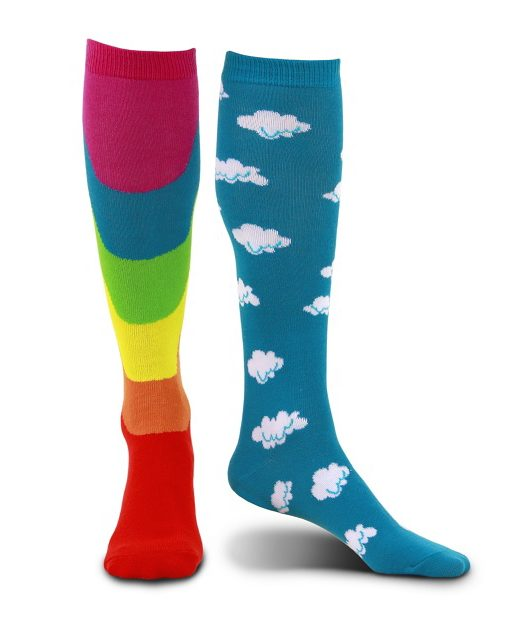 430038_thePHAGshop_Novelty Rainbow Socks- Knee High