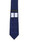 444385_thePHAGshop_Tardis Doctor Who Tie- Detail