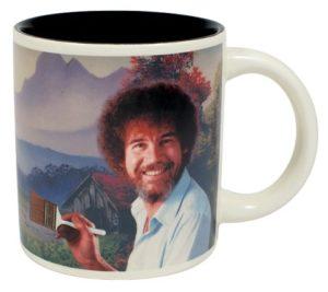 4961_thePHAGshop_Novelty Bob Ross Magic Art Mug Full- Front