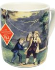 4972_thePHAGshop_Novelty Benjamin Franklin Electrici-TEA Mug