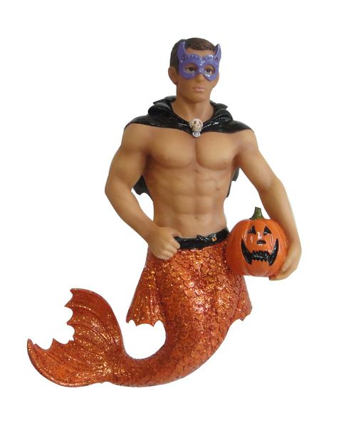 55-90841_thePHAGshop_Spooky Halloween MerMan Ornament