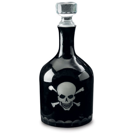 668026_thePHAGshop_Etched Glass Skeleton Decanter