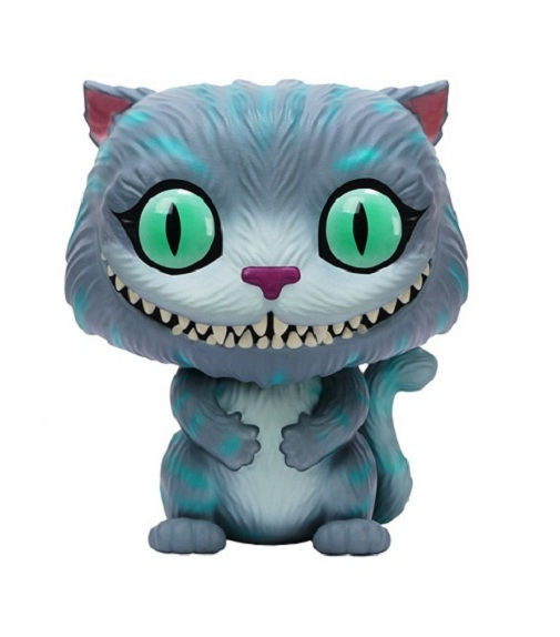 6711_thePHAGshop_Cheshire Cat POP vinyl_Alice In Wonderland