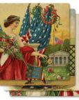 77-122_thePHAGshop_Ladies of Liberty Ceramic Coasters- Stacked