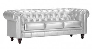 900112 Contemporary Shimmer Sofa