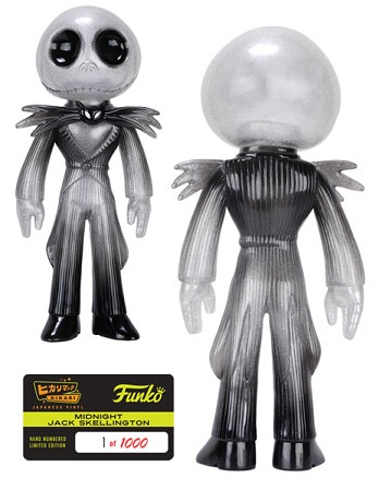 9145_thePHAGshop_Midnight Jack Skellington Hikari Figure- The Nightmare Before Christmas- Back