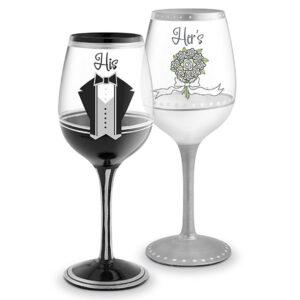 93-376-377 HisnHers Wine