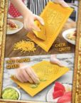AKT020_thePHAGshop_Mona Lisa Kitchen Gallery Grater- Use