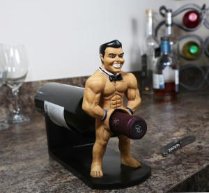 BMWH-UN_thePHAGshop_Uncork Me Wine Bottle Holder- Use