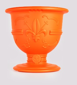 Champagne pot Orange